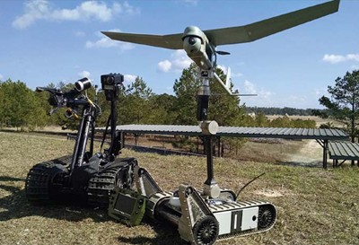 We've been active in an  OTA consortium , cooperating with the U.S. government partner to develop solutions for unmanned systems utilizing interoperability standards such as JAUS (now published SAE AS-4 standards) and ROS. We also lead approved imports and exports for specific UGV and UAV products and services solutions.