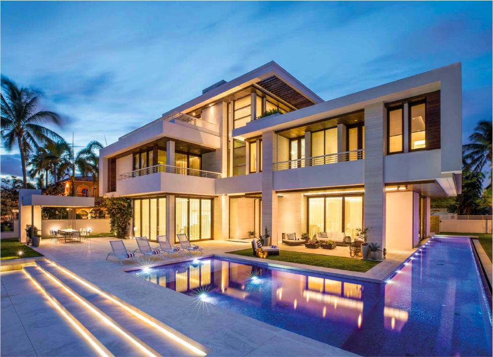 Featuredin Fort Lauderdale Magazine - Designed by Equilibrium Interior Design Inc