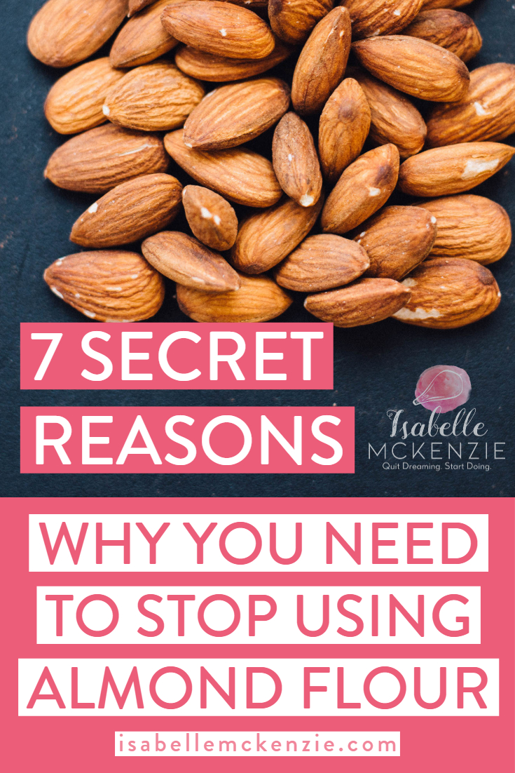 The Secret Reasons Why You Should Stop Using Almond Flour