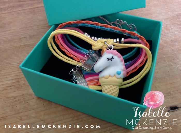 Boonix Unicorn Bracelet Review