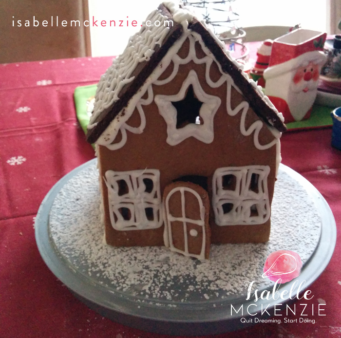 Last Year's Gingerbread