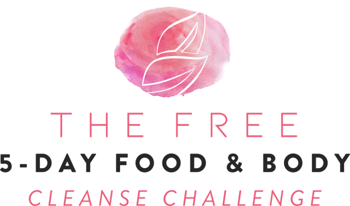 The FREE 5-Day Food & Body Cleanse Challenge