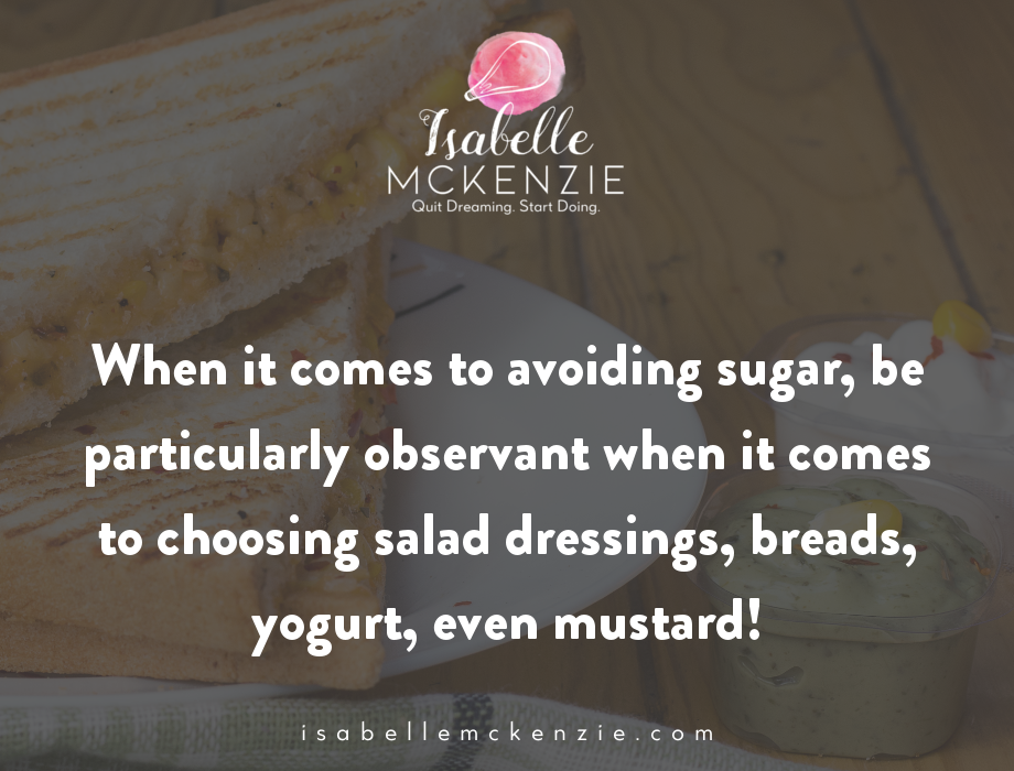 Do I Have to Stop Eating Sugar - Isabelle McKenzie