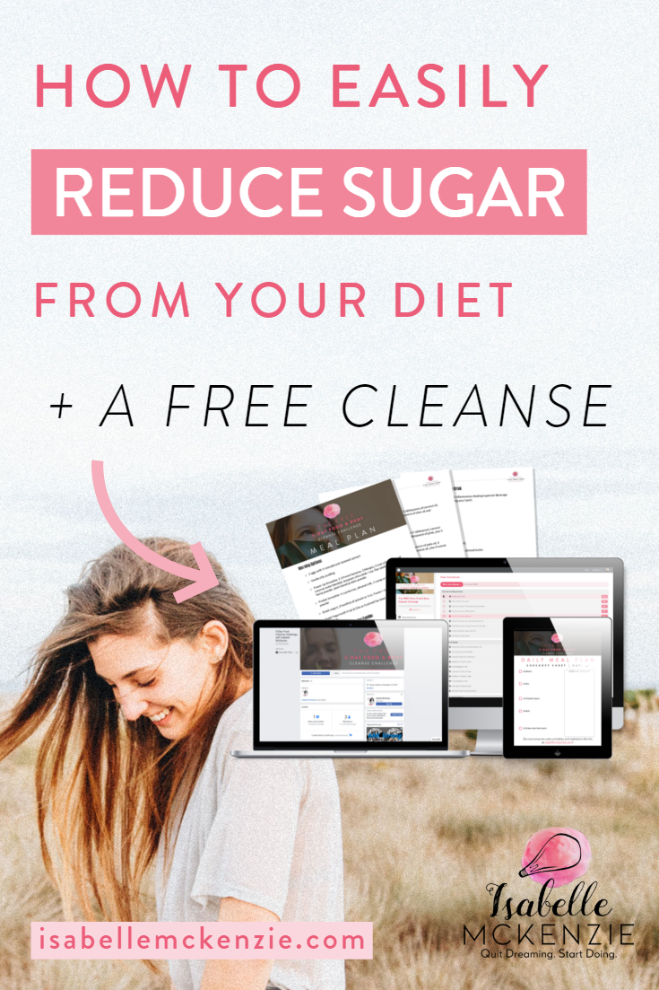 When You Should Stop Eating Sugar + How To Do It