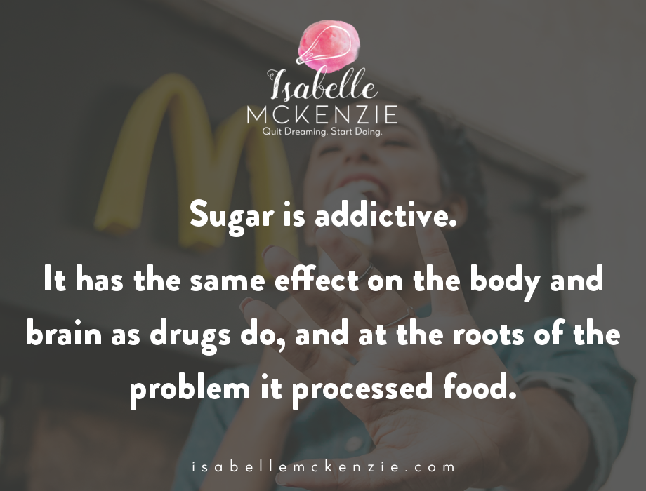 Why You Are Obsessed With Sugar (& How To Fix It)