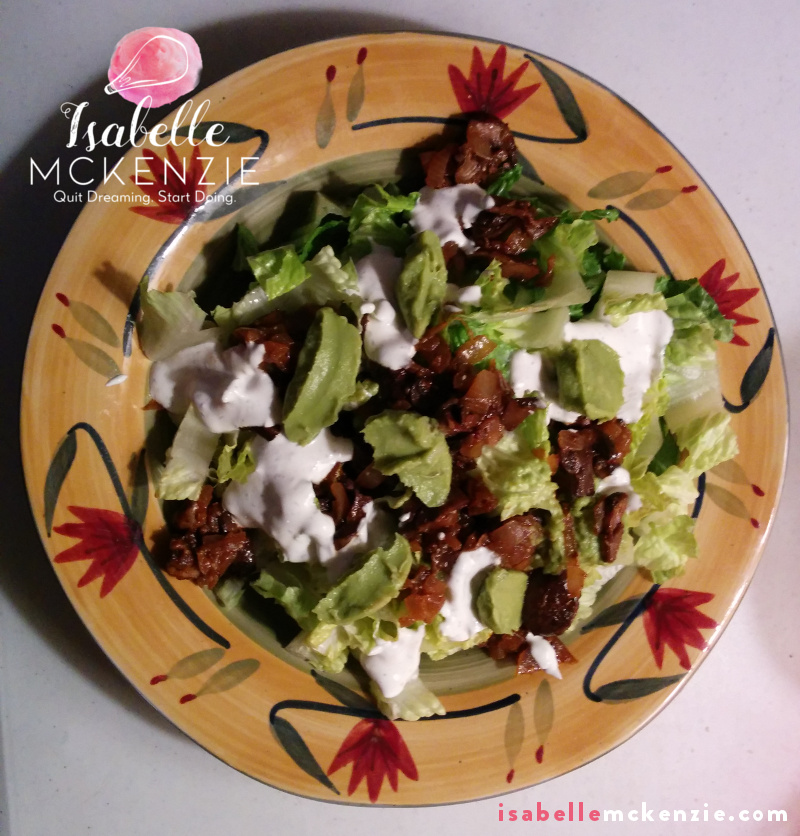 Flavourful Vegetarian/Vegan Eggplant 'Taco Meat' Recipe - Isabelle McKenzie