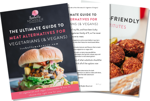 The Ultimate Guide To Meat Alternatives for Vegetarians (& Vegans) Thumbnail 500.png
