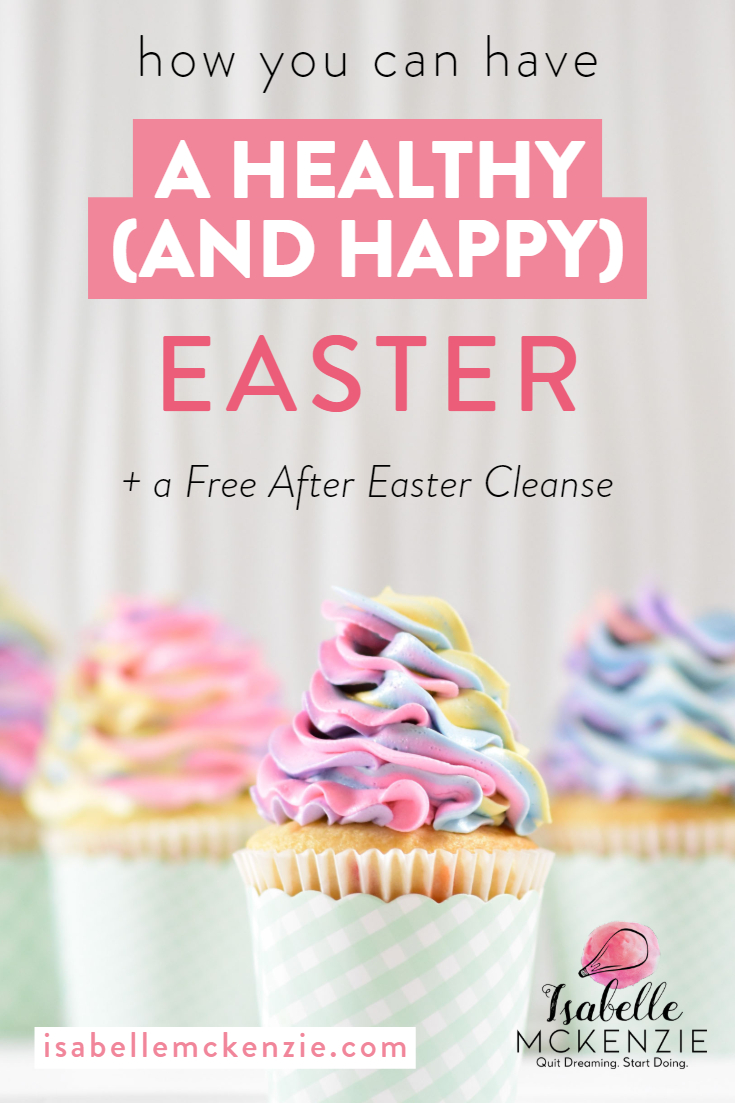 How You Can Have A Healthy (And Happy) Easter! + A Free After Easter Cleanse - Isabelle McKenzie
