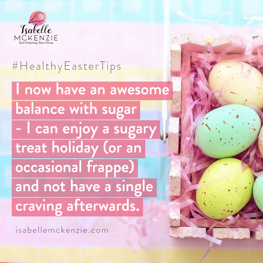 Can You Have A Healthy (And Happy) Easter? Yes - Here's How!