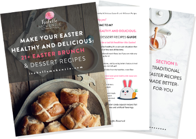 Make Your Easter Healthy and Delicious 21+ Easter Brunch Dessert Recipe Guide Cover Fan 400px.png