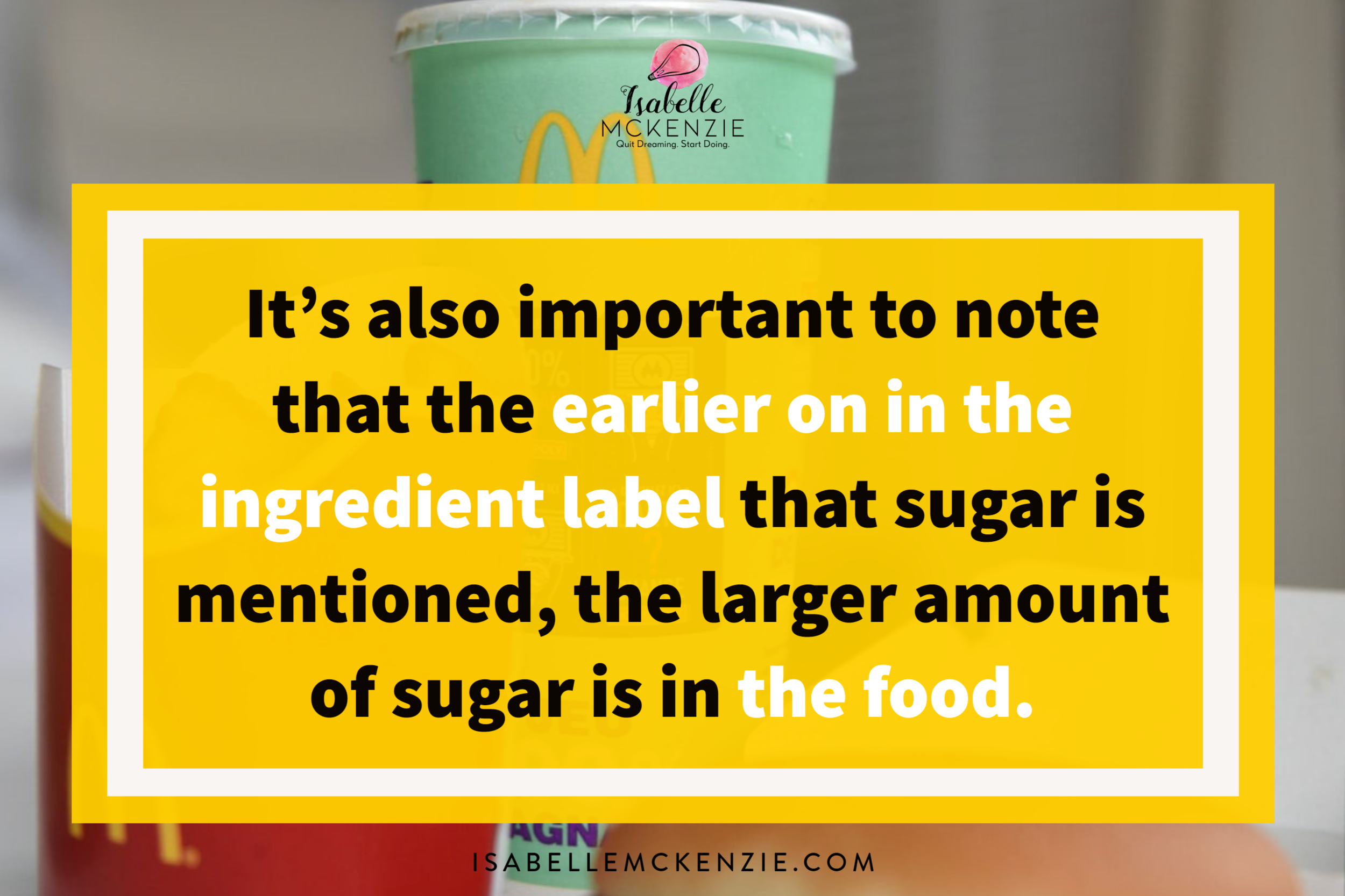The 'Healthy' Foods That Are Actually Packed With Sugar