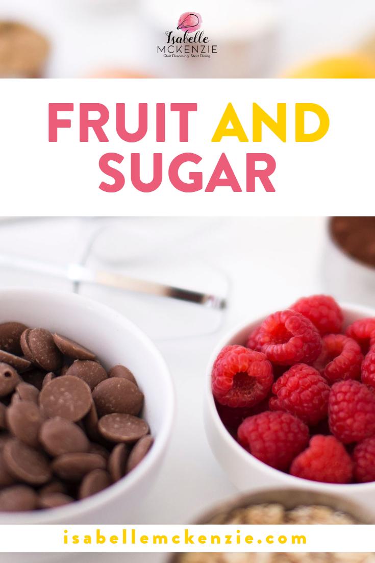Fruit and Sugar - Isabelle Mckenzie