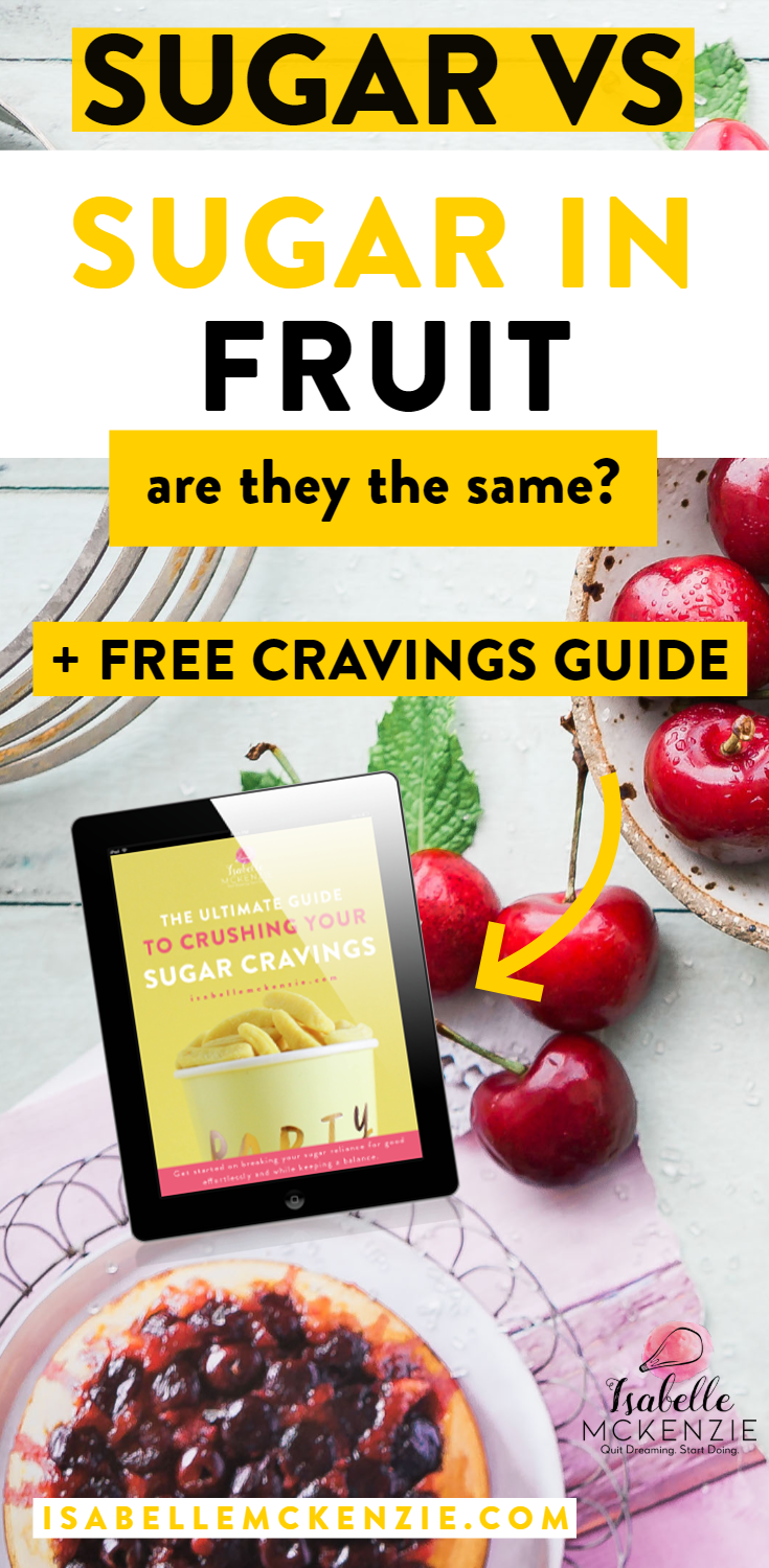 Sugar vs Sugar In Fruit - Are They The Same? - Isabelle Mckenzie