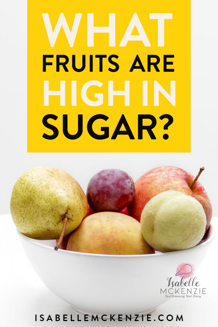 What Fruits Are High in Sugar? - Isabelle Mckenzie