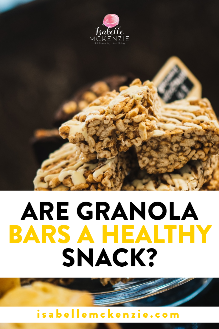Are Granola Bars a Healthy Snack