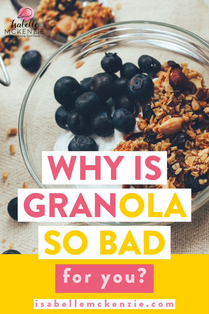 Why is Granola So Bad for You