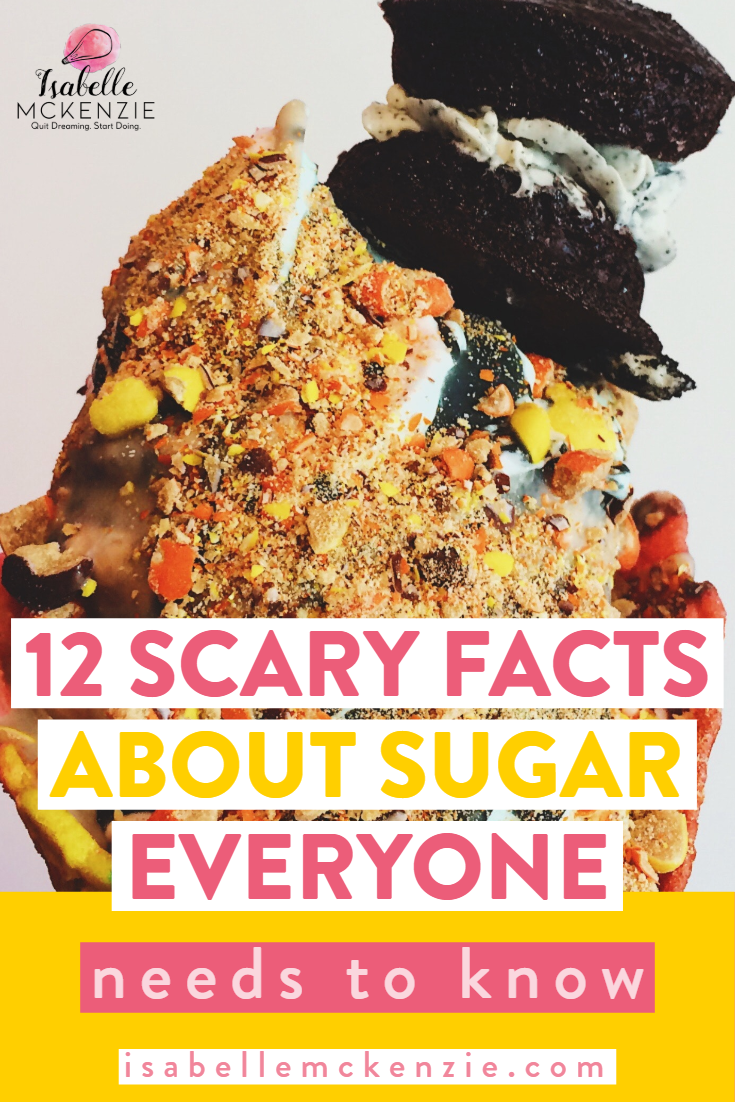 12 Scary Facts About Sugar Everyone Needs To Know - Isabelle McKenzie