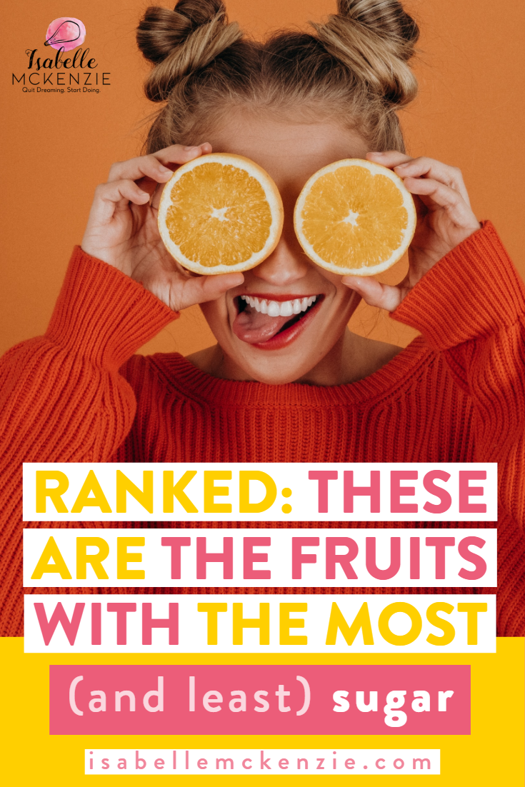 Ranked: These Are the Fruits With the Most (and Least) Sugar - Isabelle McKenzie
