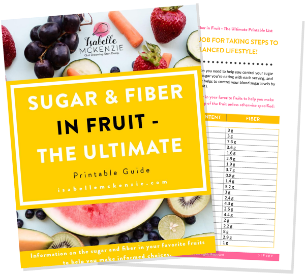 Sugar and Fiber in Fruit - The Ultimate Printable List thumbnail.png