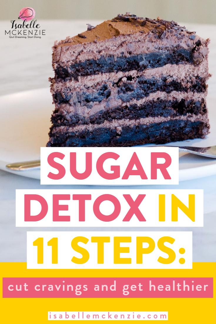 Sugar Detox in 11 Steps: Cut Cravings and Get Healthier