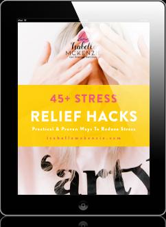 50 Stress Relief Hacks - Isabelle McKenzie.png
