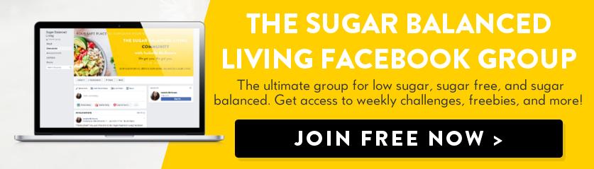 Sugar Balanced Living Facebook Group - Isabelle McKenzie.png