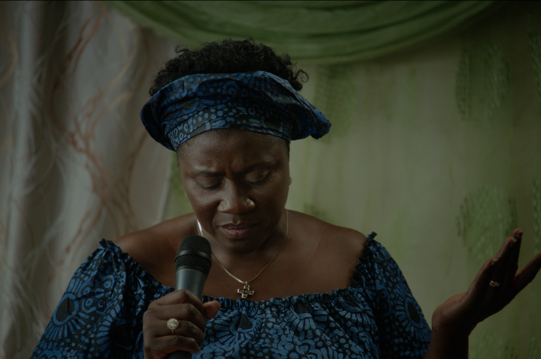 APPRECIATION.   SYNOPSIS: An African Pentecostal Pastor questions everything she believes after a life-changing event.  OFFICIAL SELECTION:  BFI London Film Festival 2019 Oscar-Qualifying Pan African Film Festival 2019 Oscar-Qualifying Aspen Short Fest 2019 No Direct Flight BFI Season 2019 DC Shorts Film Festival 2019 SOUL FEST 2019 @BFI