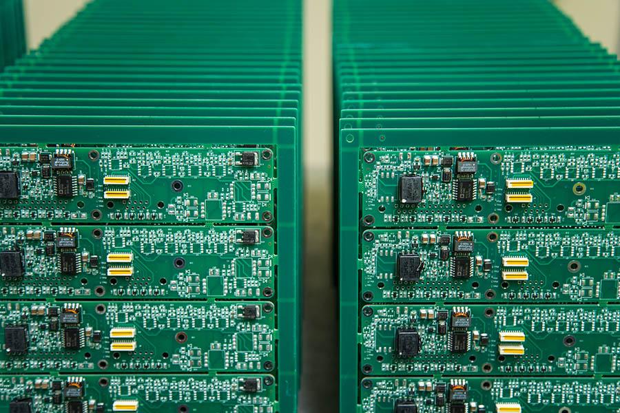 PCB Fabrication + Assembly -