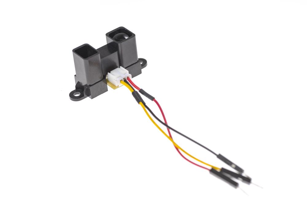 JST and IR Sensor Connection