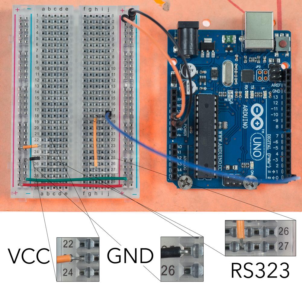 RFID Reader Wiring