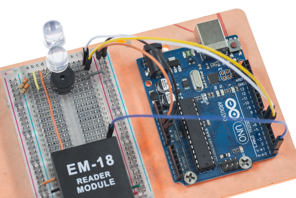 LEDs Connection