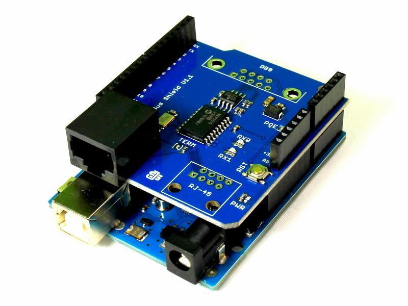 Can/Arduino Assembled