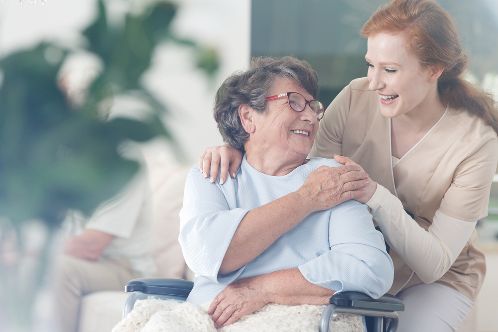 providing assistance to senior