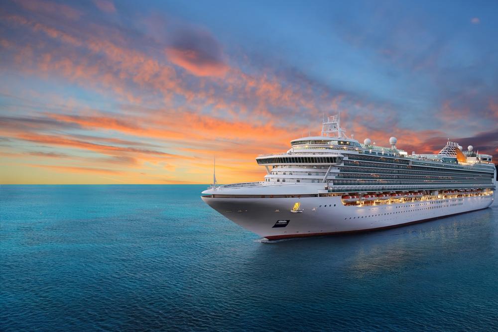 cruise ship living