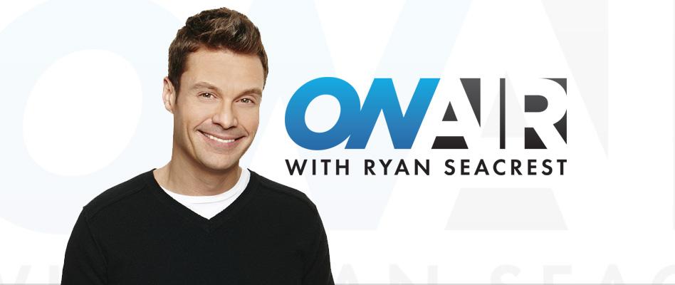 Featured on OnAir w/ Ryan Seacrest