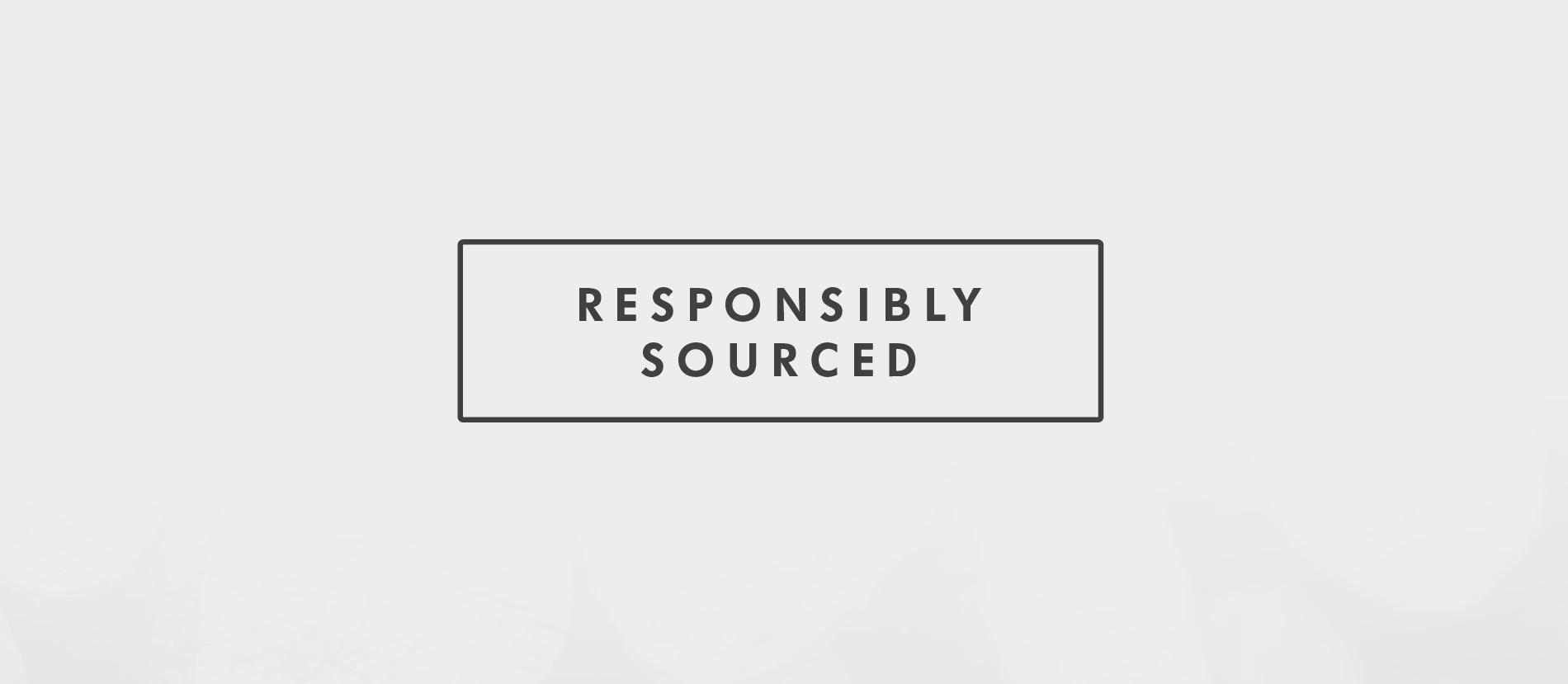 ResponsiblySourced