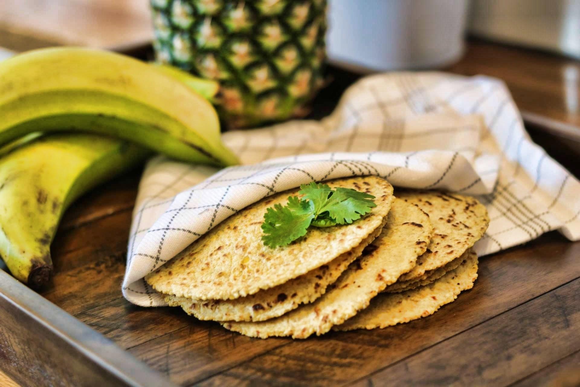 Positively Plantain Plantain Tortillas Plantain Tortilla 2