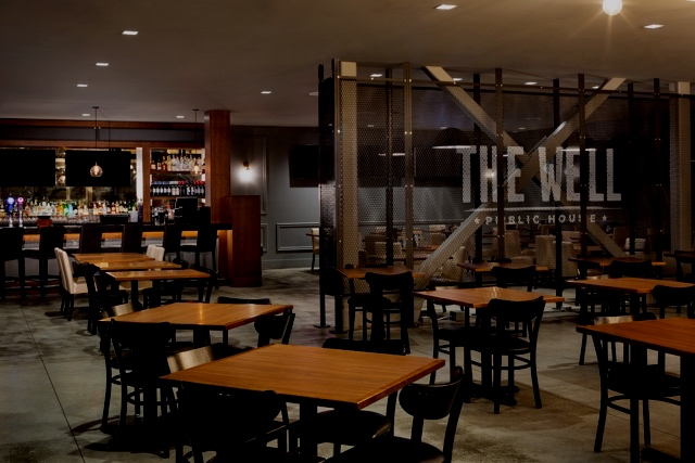 the well restaurant -