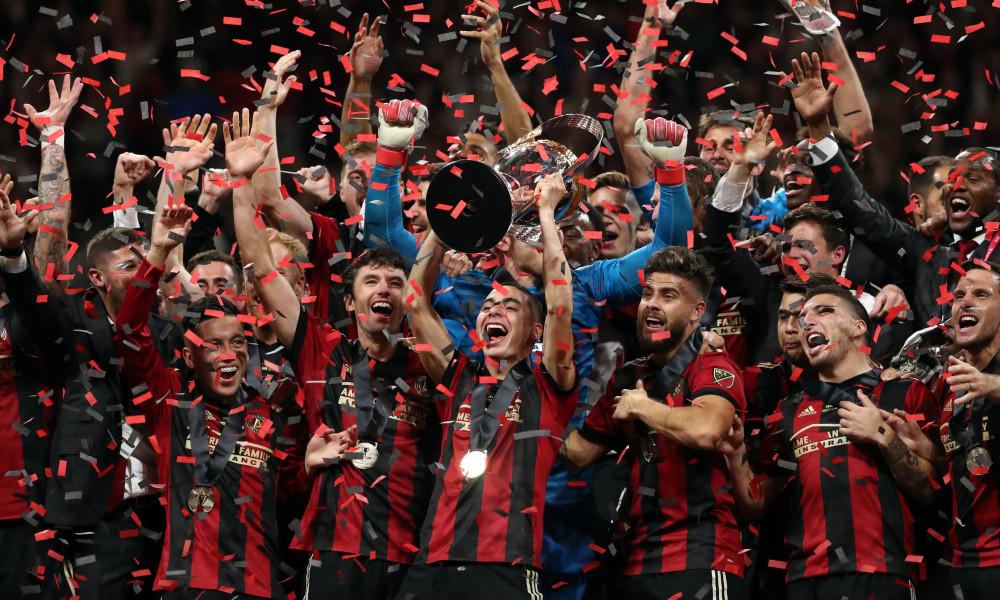 MLS Champions Atlanta United