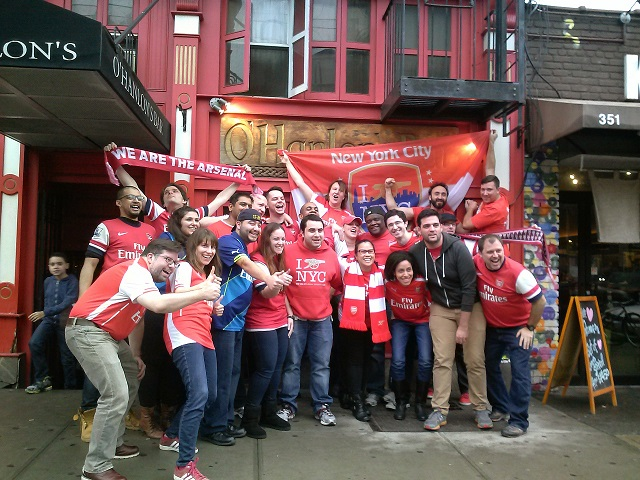 Soccer Walks NYC launches for football fans visiting the Big Apple - The Docklands and East London AdvertiserNewham Recorder LondonThe Brent and Kilburn Reader
