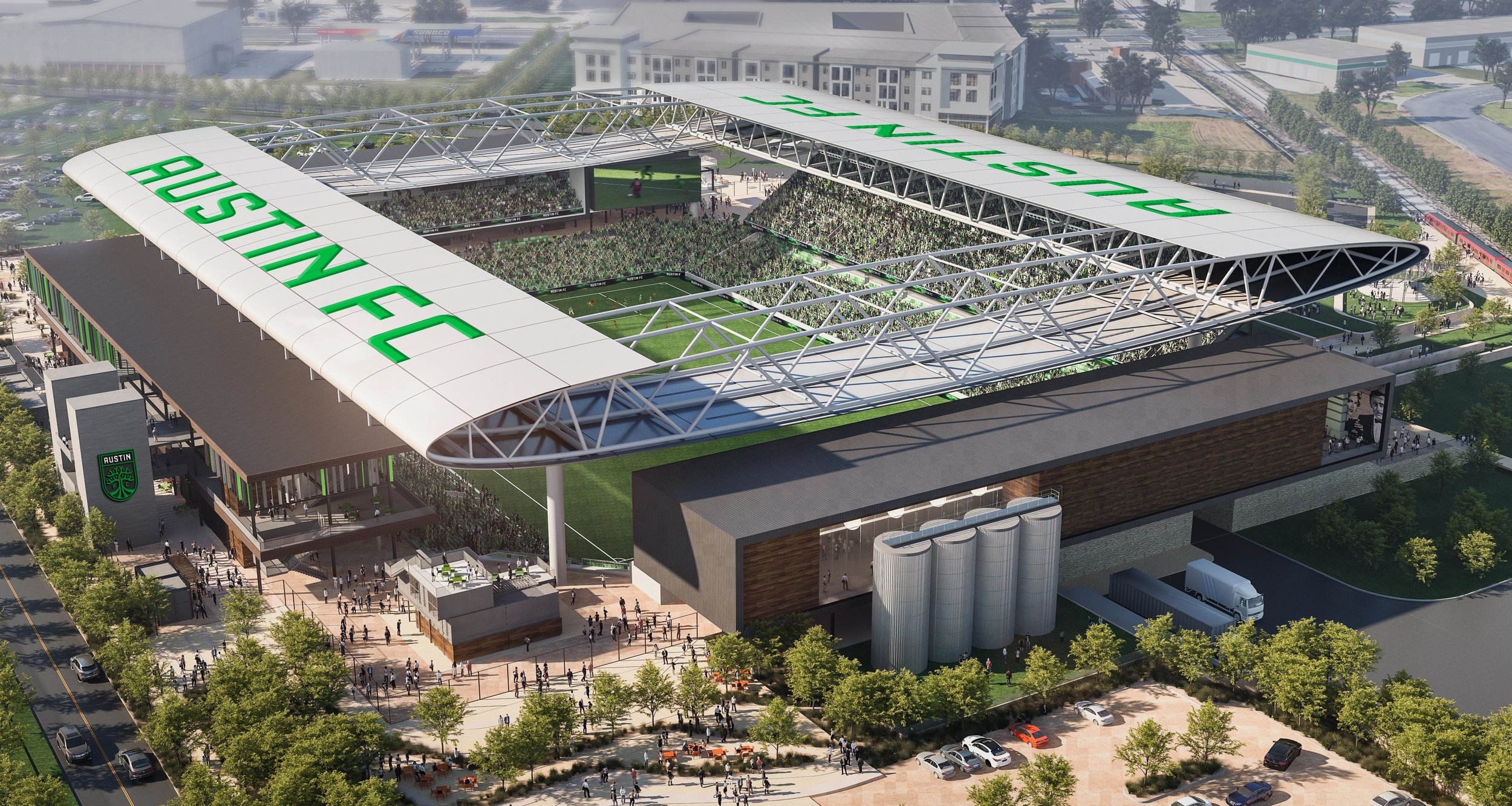 FC Austin will join MLS in 2021