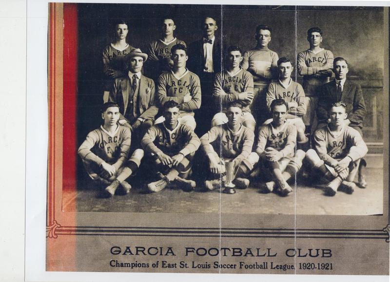 Garcia Football Club of St. Louis 1920-21