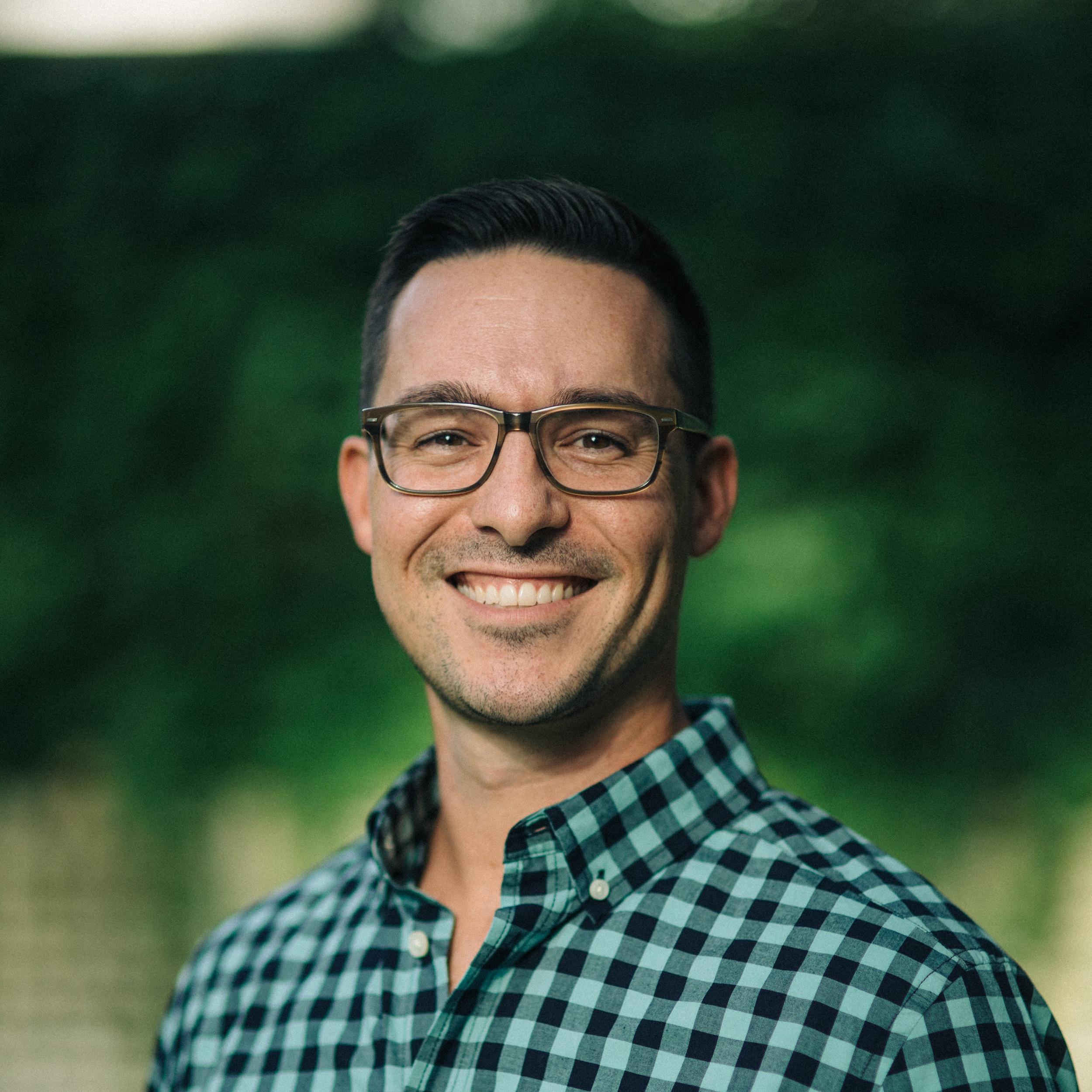 Grant Collins- Pastor & Communities Team