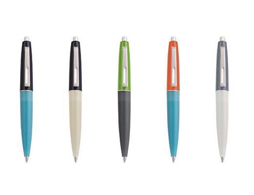 Tiny retro click pens!