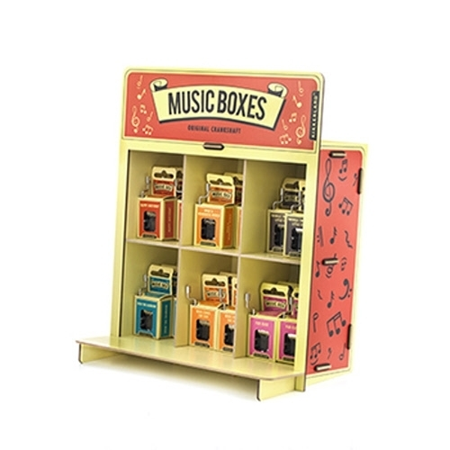 The Beatles music boxes!