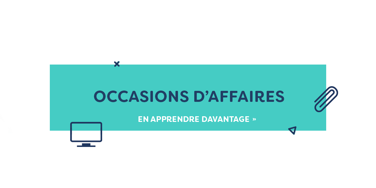 Corporate Opportunities occasions d'affaires.png