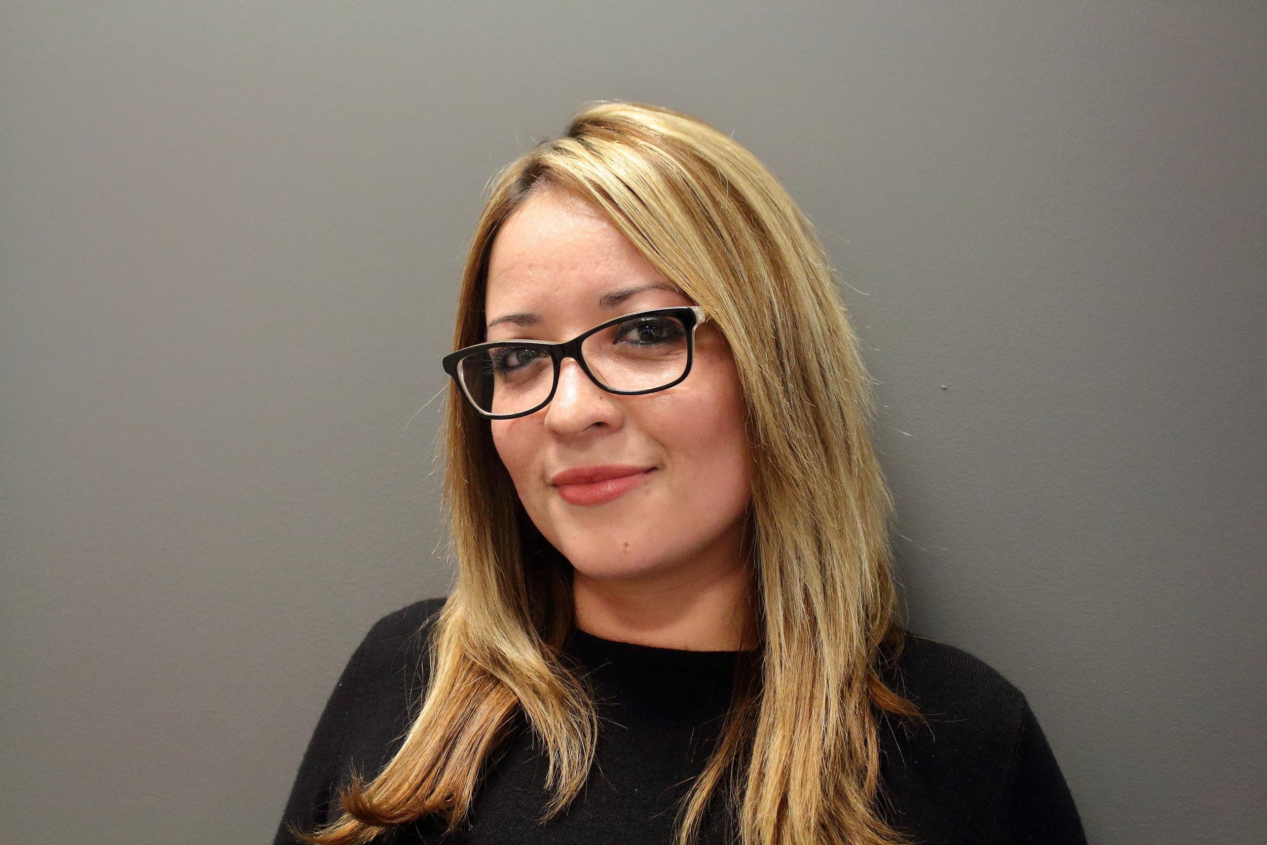 Elizabeth Yanez  - Senior Supervising Accountant