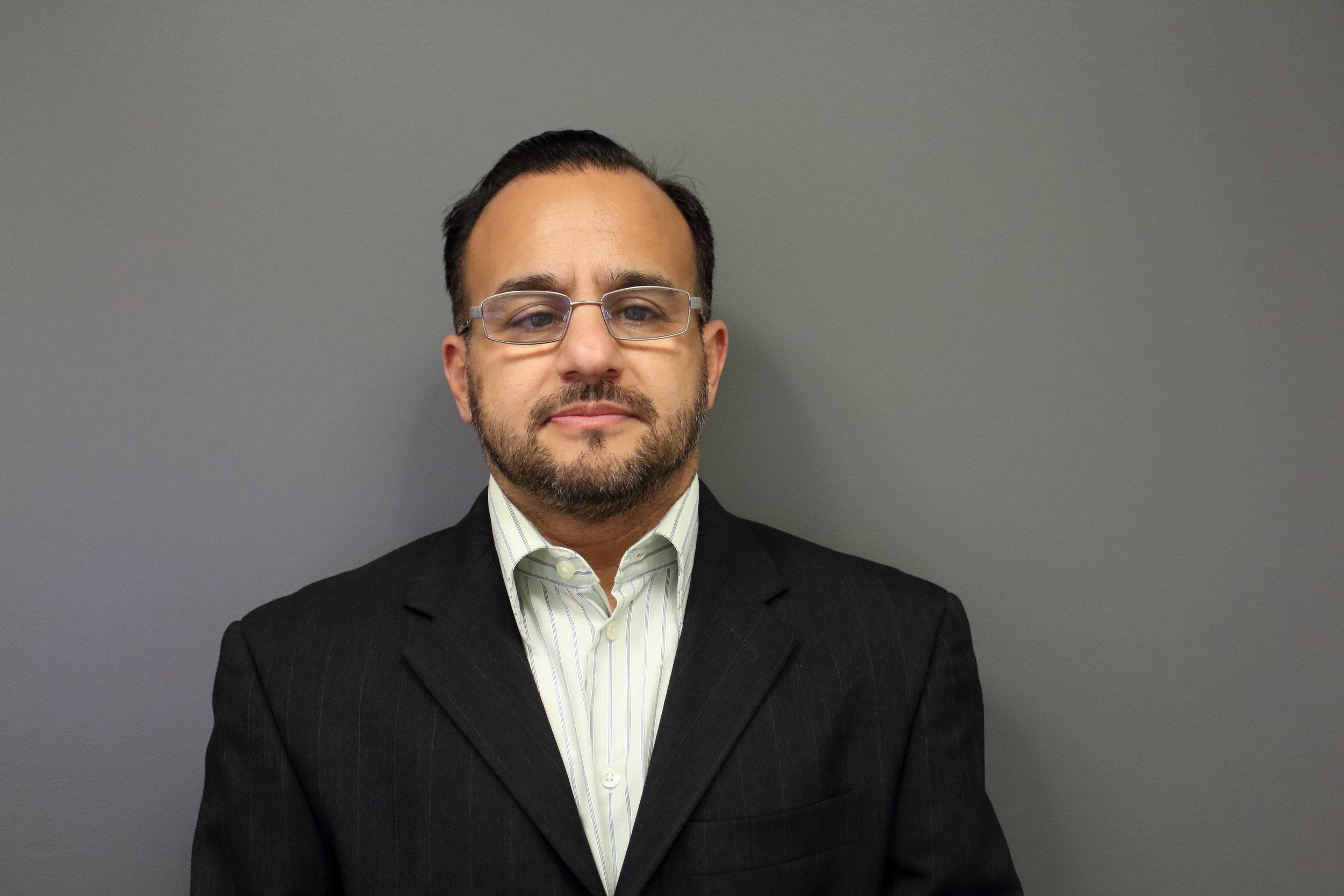 Alfred Pina - Associate Accountant