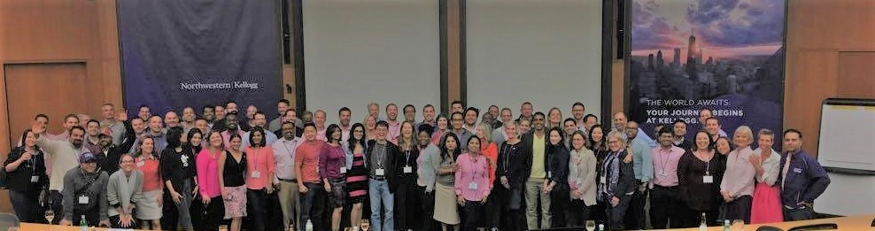 Our Kellogg family....EMP#108, EMP#110 and Administration staffs!