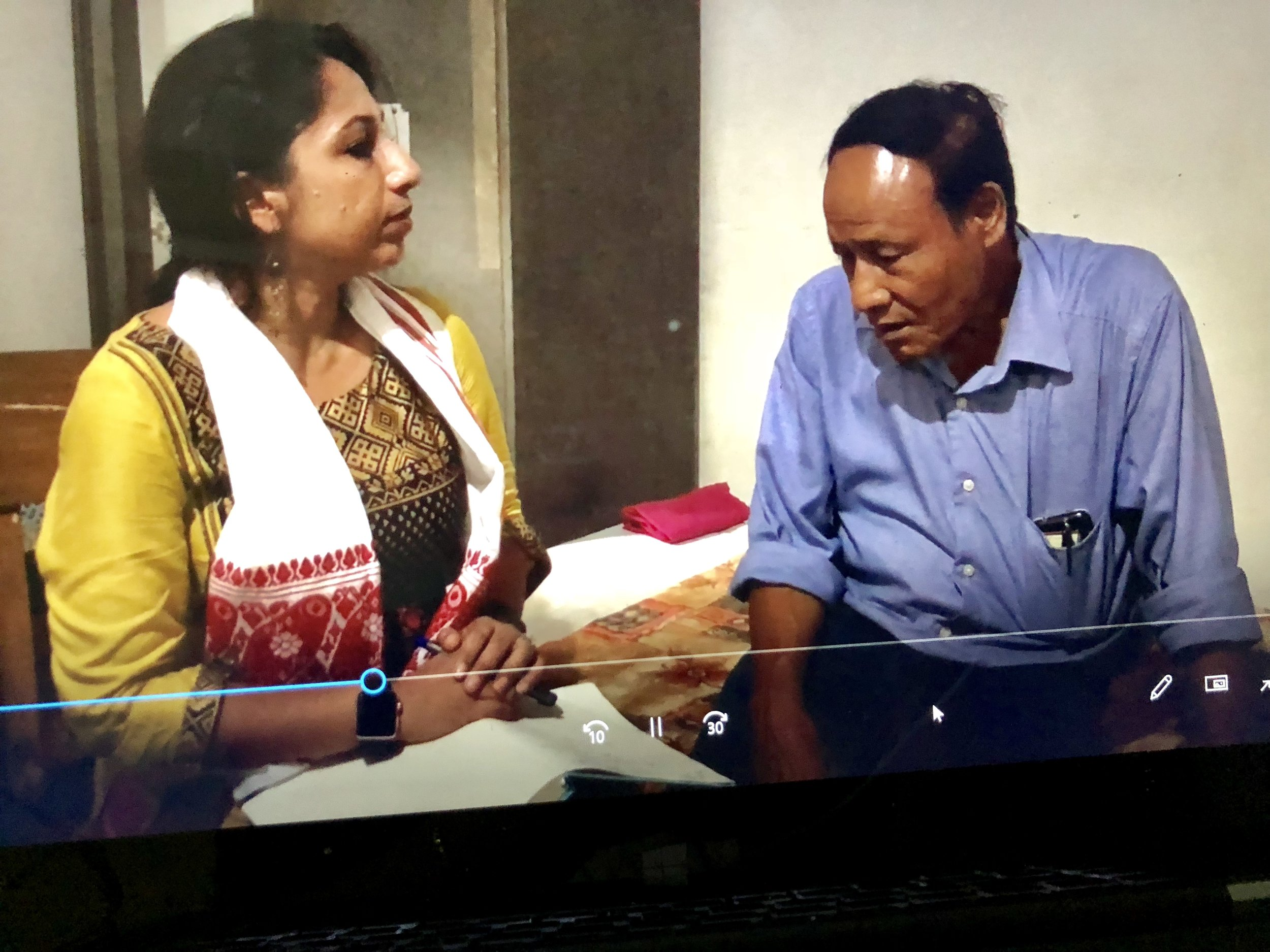 Interview in Assamese with Dr. Leeladhar Deori, Nagaon Hospital. Dr Deori speaks about his experiences and women coming to him mostly at the last stage, becasue they are shy to speak about their Breast health!